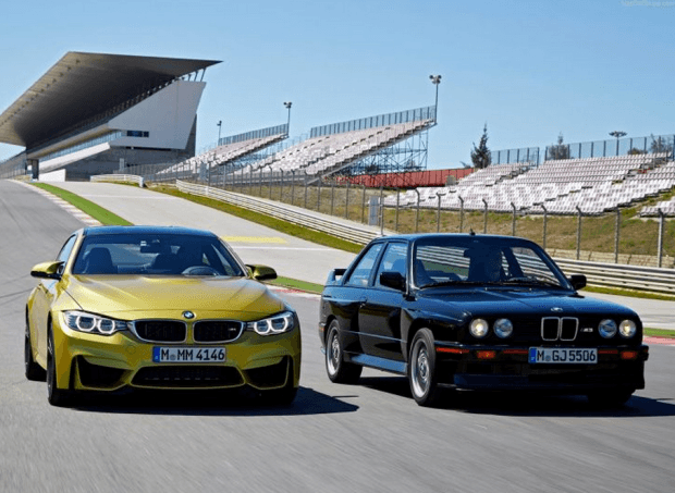 classic cars Vs their modern version bmw