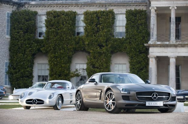 The class of Mercedes Benz becoming better day by day.