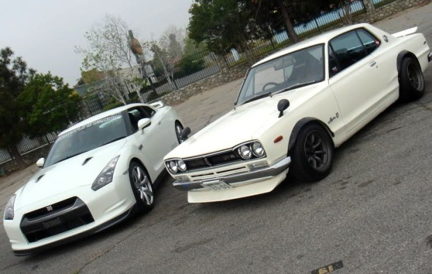 Nissan transformed it's car to a whole new level.