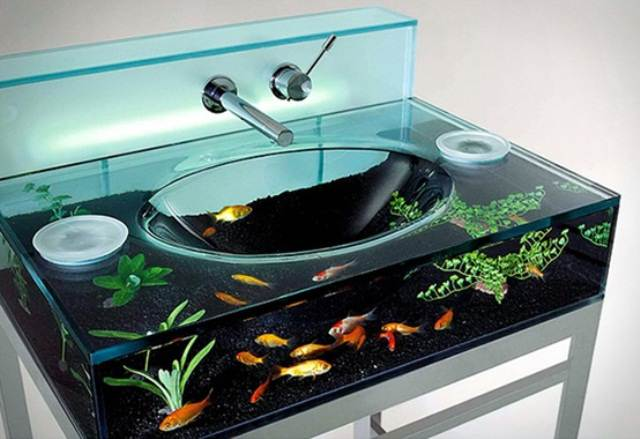 The Aquarium Sink