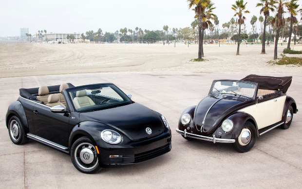 The super cool Volkswagen Beetle got much better now.