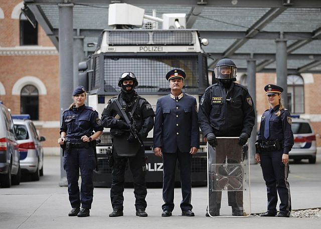 Federal Police – Austria