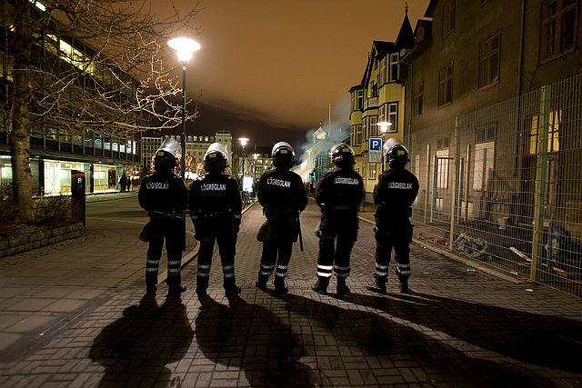 Icelandic Police – Iceland