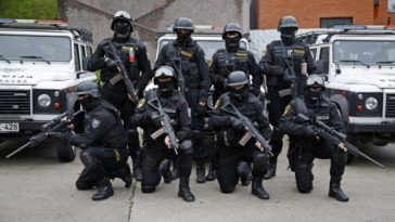 best police forces in the world