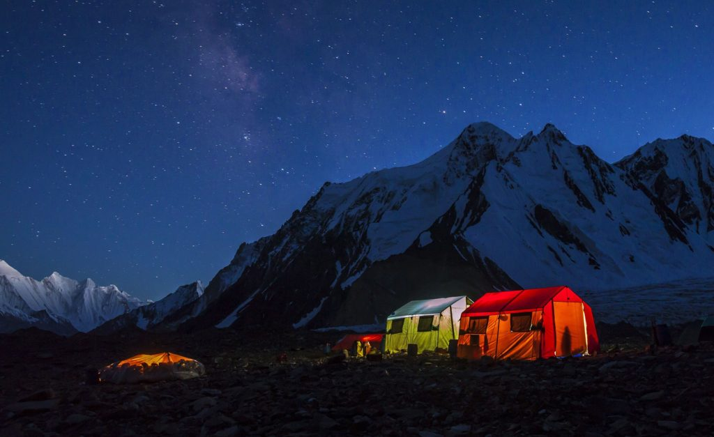 Polish Photographer Takes a Drone to K2, Returns With Stunning Pictures