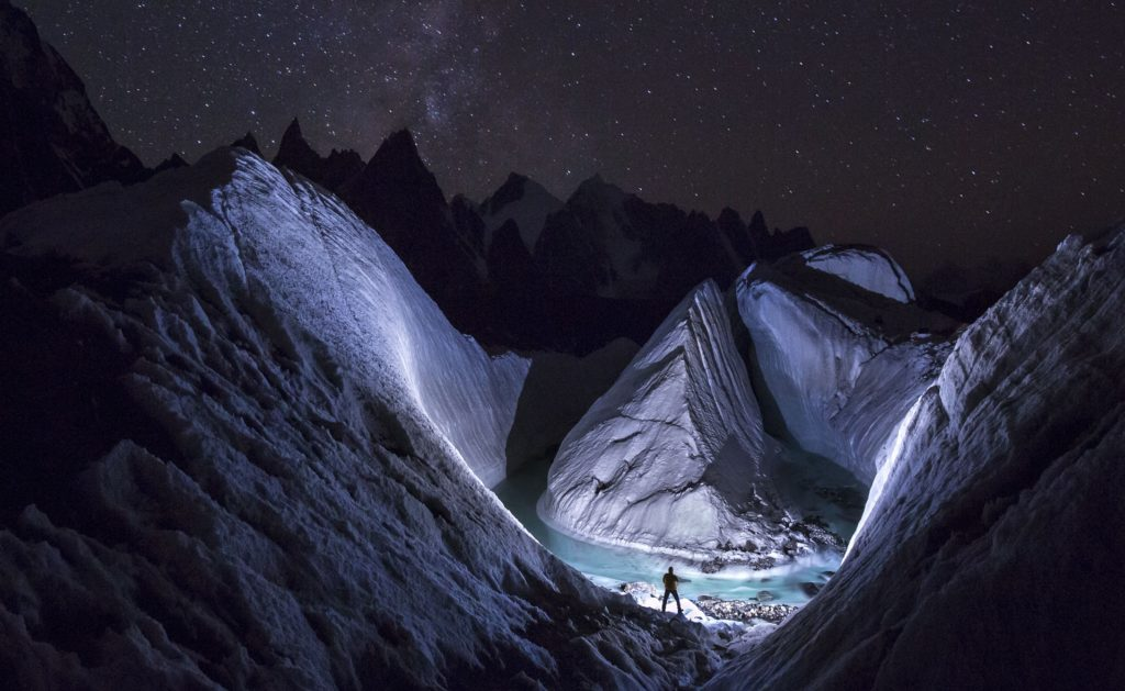 K2 stunning pictures