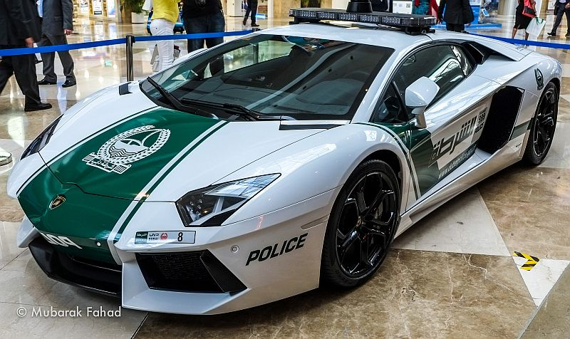 16 Most Insane Dubai Police Cars That Will Blow Your Mind 2018