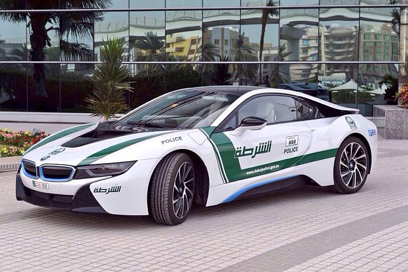 16 Most Insane Dubai Police Cars That Will Blow Your Mind (2018)
