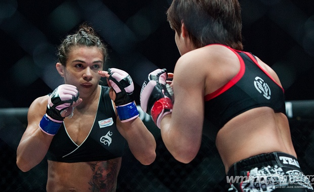 Top 10 Best Female MMA Fighters in 2016