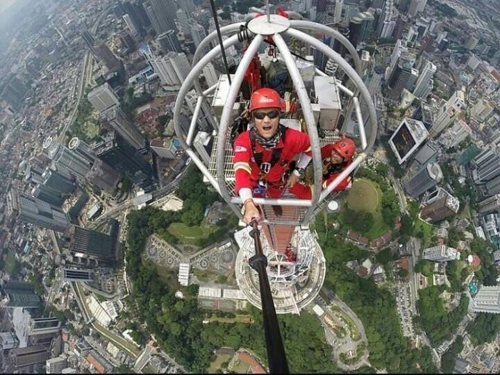 Tower Climber Photos