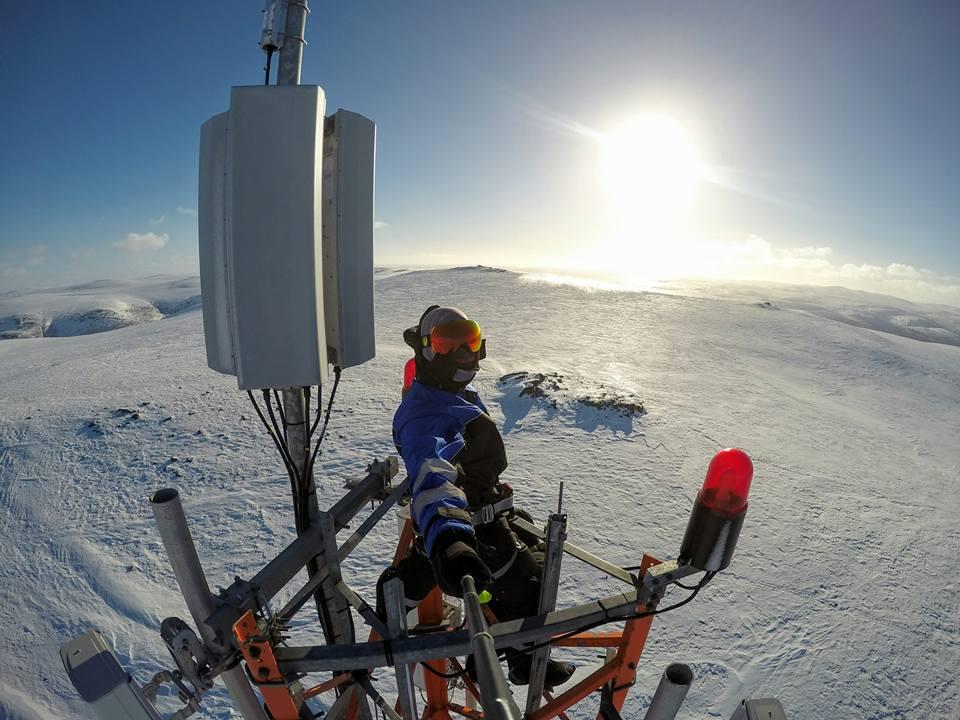 Tower Climbers photos