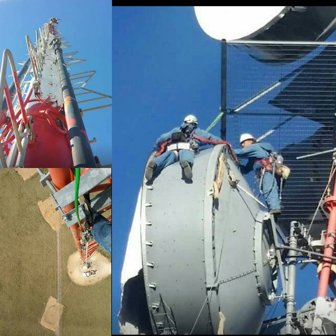 Tower Climbers photos