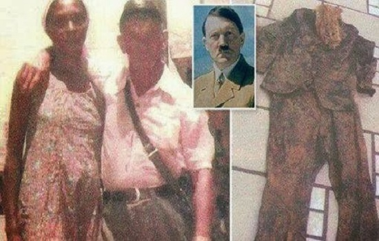 Adolf Hitler Death
