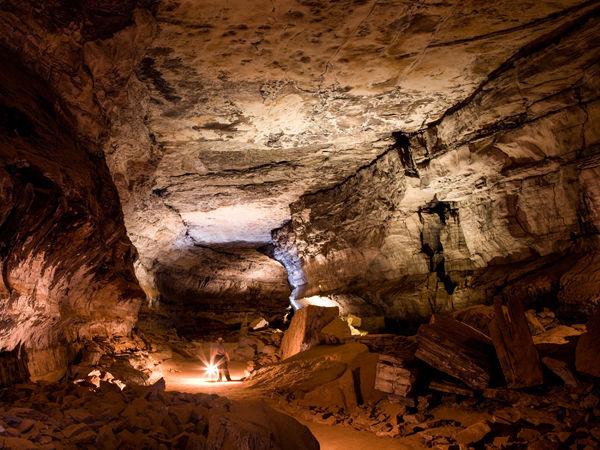 Jewel Cave, South Dakota USA