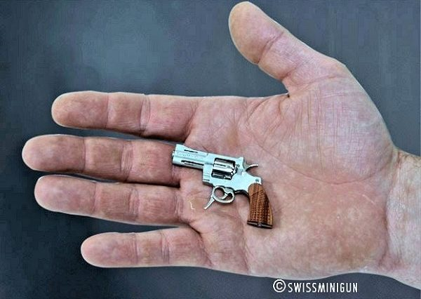 Smallest Things in The World