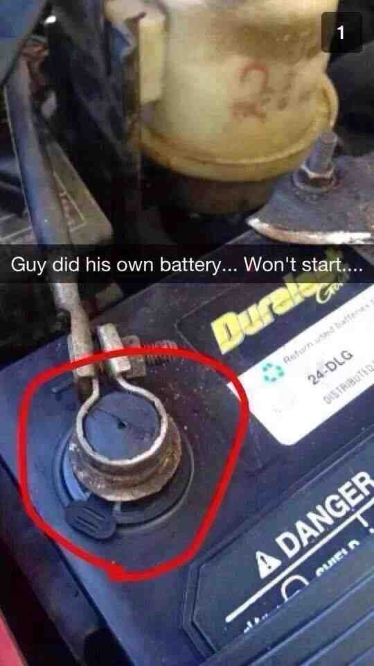 photos that will make mechanics angry