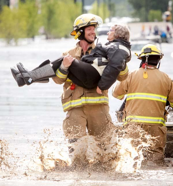 firefighters photos