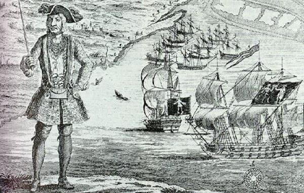 Famous Pirates