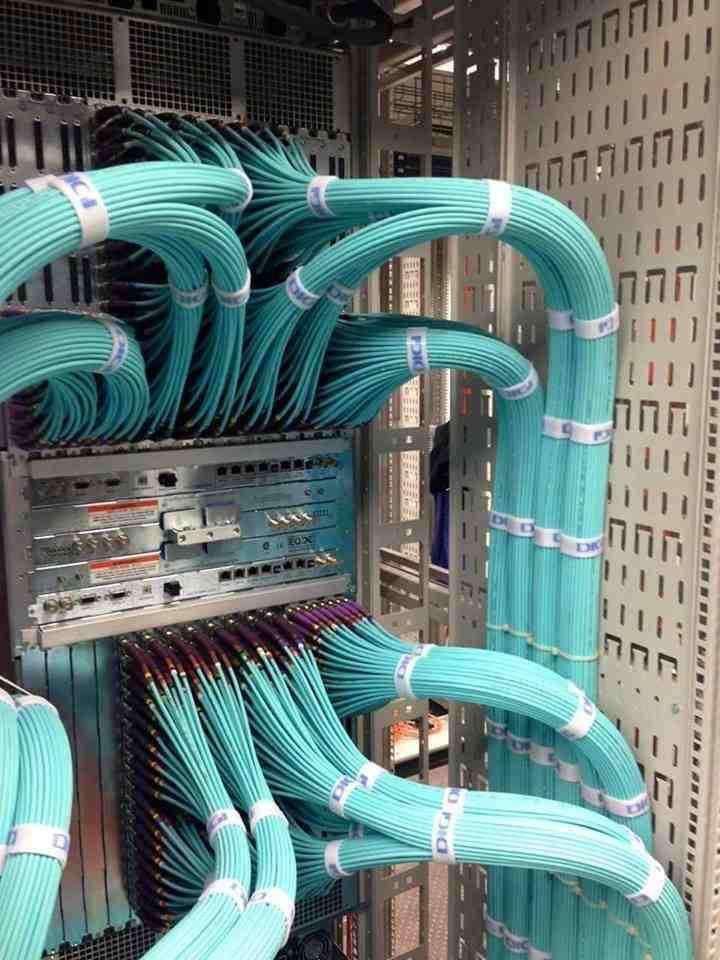 Proper Cable Management Photos